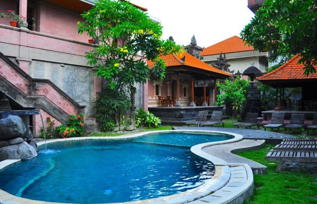 фотографии отеля Si Doi Kuta изображение №3