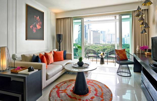 фотографии Anantara Baan Rajprasong Serviced Suites изображение №24