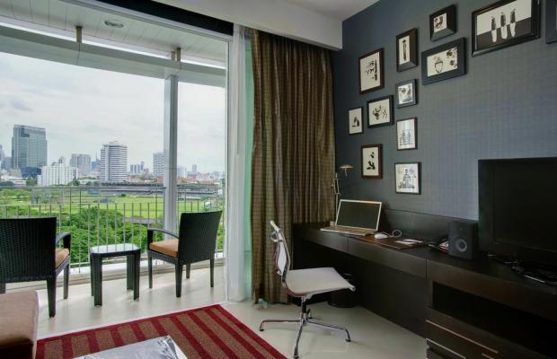 фотографии отеля Anantara Baan Rajprasong Serviced Suites изображение №7