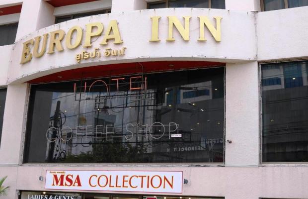 фотографии отеля Europa Inn изображение №3