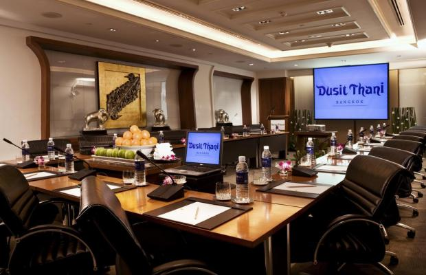 фотографии отеля Dusit Thani Bangkok изображение №35