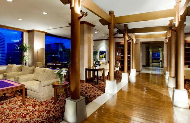 фото отеля Le Meridien Jakarta изображение №65