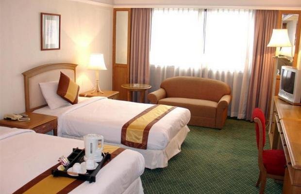 фотографии отеля First Hotel Bangkok изображение №11