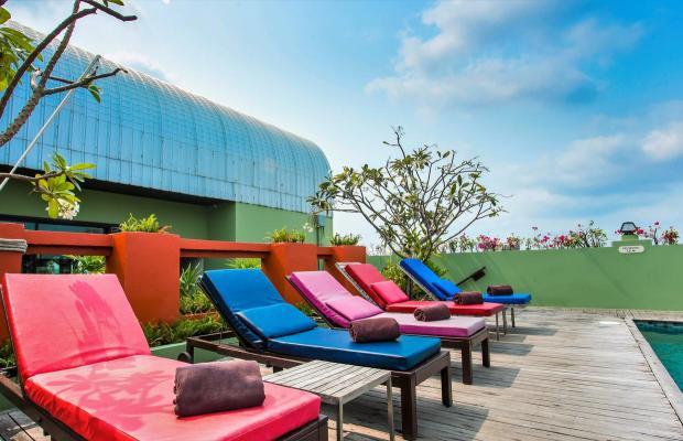 фотографии отеля Nouvo City Hotel изображение №23