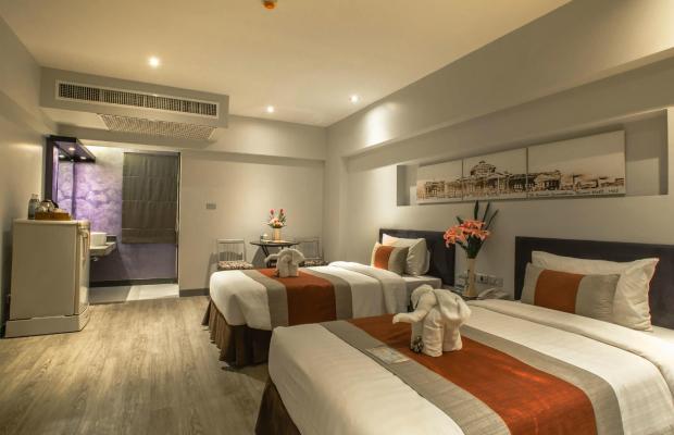 фотографии отеля Nouvo City Hotel изображение №11