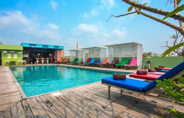 фотографии отеля Nouvo City Hotel изображение №3