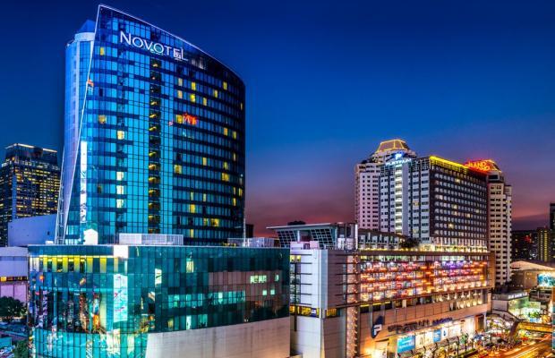 фотографии отеля Novotel Bangkok Platinum Pratunam (ex. Novotel Bangkok Platinum) изображение №19