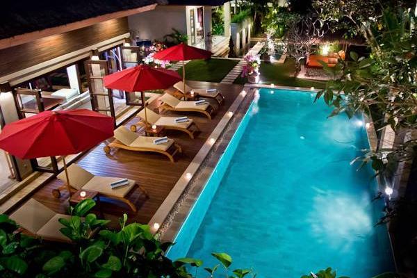 фотографии отеля Nirwana Residence изображение №15