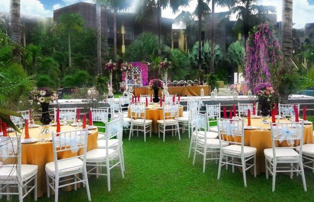 фотографии Novotel Palembang Hotel & Residence изображение №20
