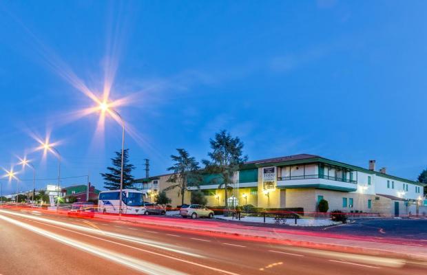 фотографии отеля Hotel Almagro изображение №3