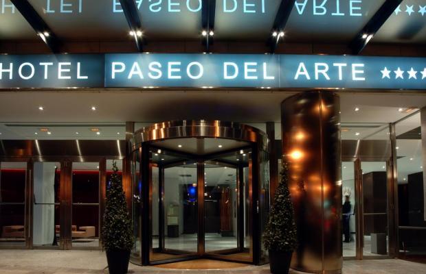 фотографии Hotel Paseo Del Arte изображение №36