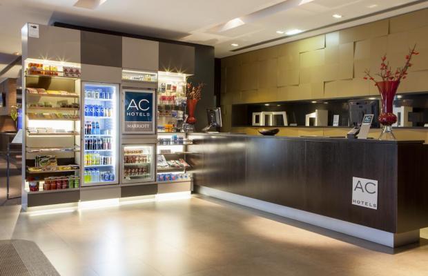 фотографии отеля AC Gijon изображение №19