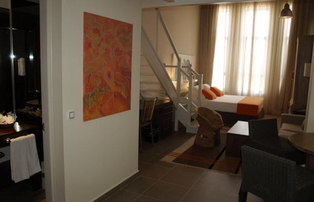 фотографии отеля Eco Alcala Suites изображение №11