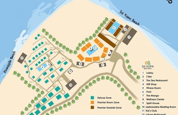 фотографии отеля Sai Kaew Beach Resort изображение №3