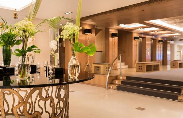 фотографии отеля Hesperia Madrid изображение №15