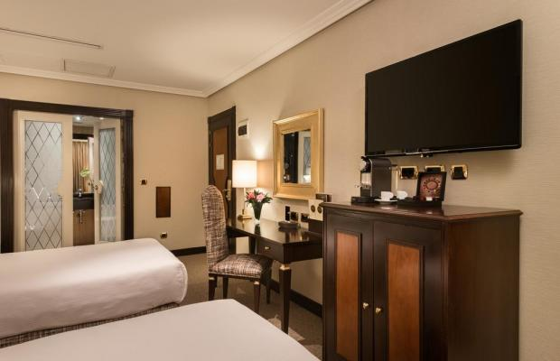 фотографии отеля Hesperia Madrid изображение №7