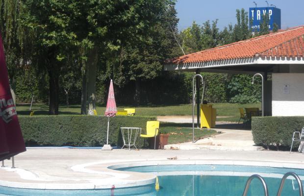 фотографии отеля Tryp Madrid Getafe Los Angeles изображение №43