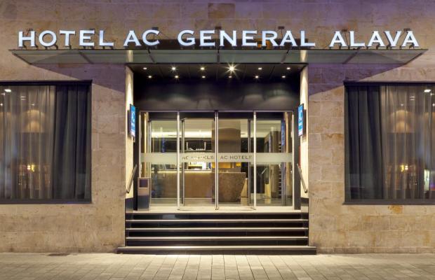 фото отеля AC Hotel General Alava изображение №1