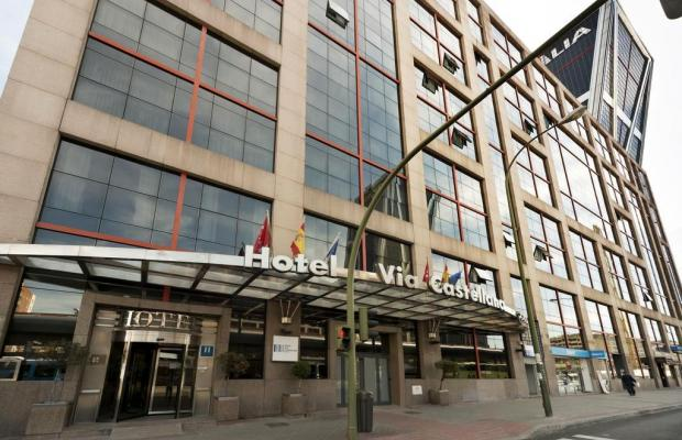фото отеля Hotel Via Castellana (ex. Abba Castilla Plaza) изображение №1