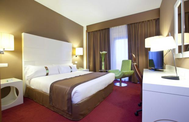 фотографии отеля Holiday Inn Madrid Calle Alcala (ex. Velada Madrid) изображение №35