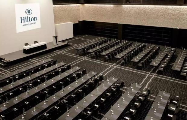 фотографии Hilton Madrid Airport изображение №56
