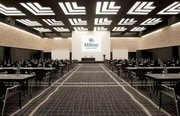 фото Hilton Madrid Airport изображение №54