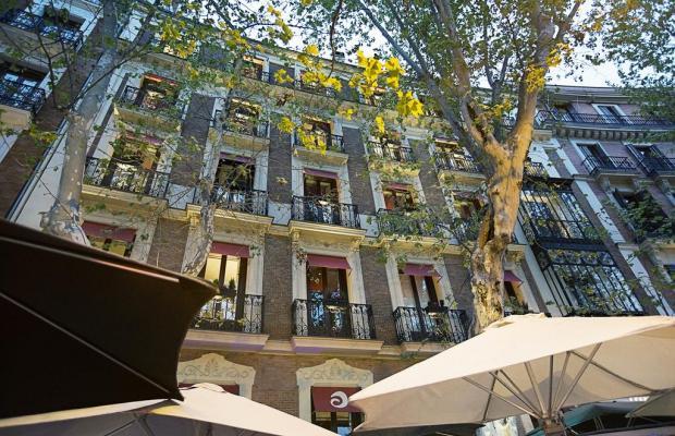 фотографии отеля Hospes Puerta Alcala (ex. Hospes Madrid) изображение №23