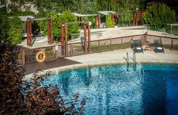 фотографии Eurostars Suites Mirasierra (ex. Sheraton Madrid Mirasierra Hotel & Spa) изображение №40