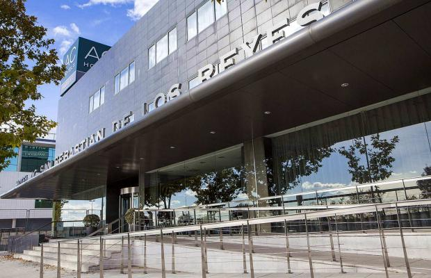 фото отеля AC Hotel San Sebastian de los Reyes изображение №1