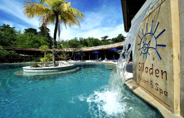 фотографии отеля Siladen Resort & Spa изображение №19
