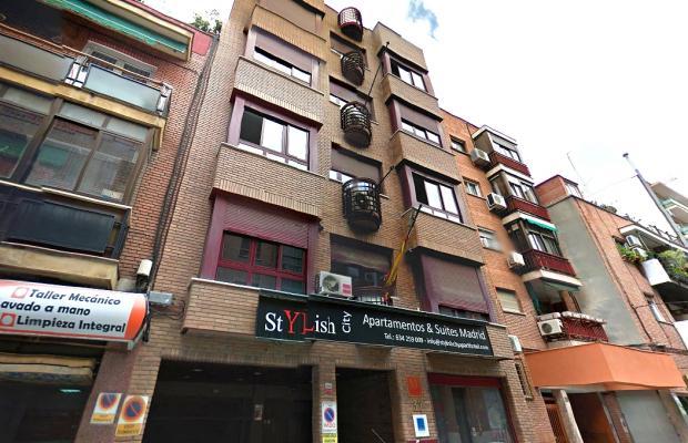 фото отеля Stylish City Aparthotel (ex. A&H Suites Internacional) изображение №1