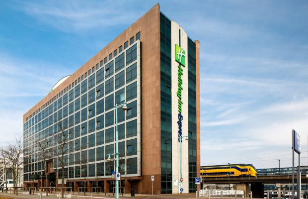фото отеля Holiday Inn Express Amsterdam Sloterdijk Station изображение №1