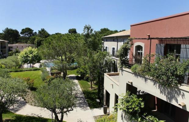 фотографии отеля Mas du Grand Vallon изображение №19
