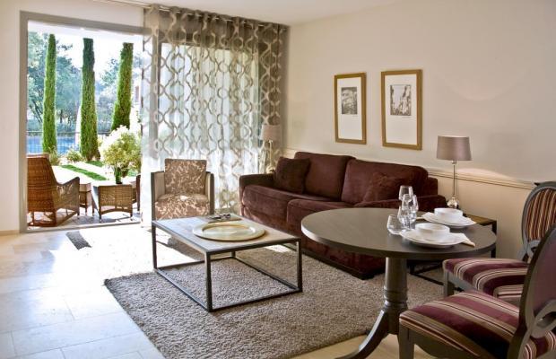 фотографии отеля Mas du Grand Vallon изображение №15