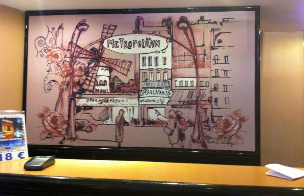 фотографии отеля Opera Lafayette изображение №11