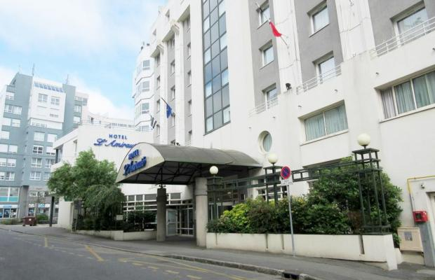 фотографии отеля L'amiraute Brest изображение №3