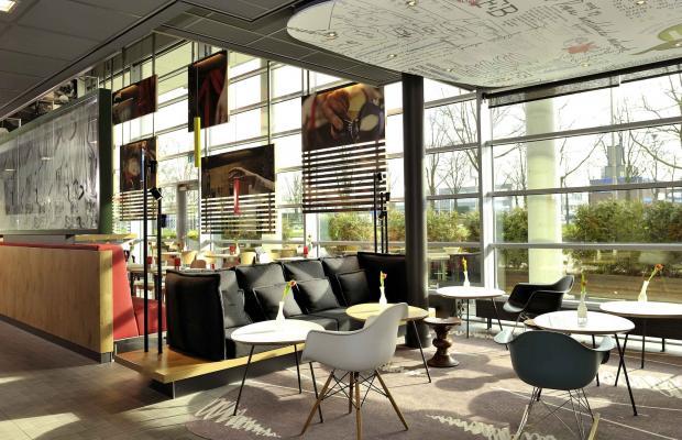 фотографии отеля Ibis Amsterdam City West изображение №11