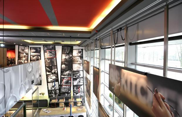 фото отеля Ibis Amsterdam City West изображение №9