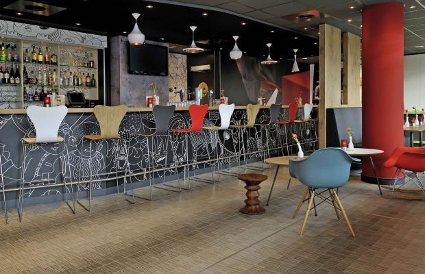 фотографии Ibis Amsterdam City West изображение №4