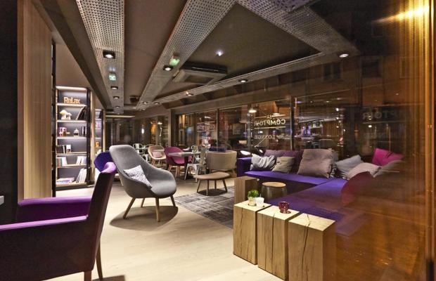 фотографии отеля Campanile Nancy Centre Gare изображение №35
