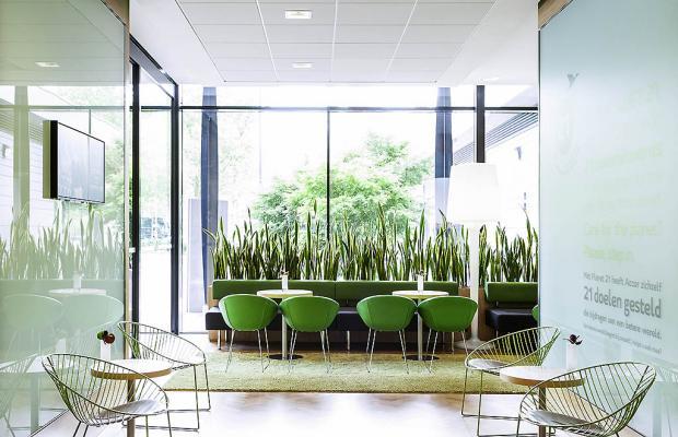 фотографии отеля Novotel Amsterdam City изображение №31