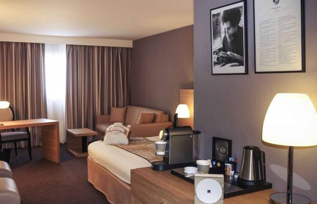 фотографии отеля Mercure Bordeaux Lac изображение №23