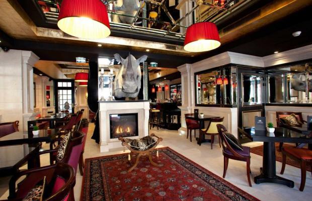фотографии Maison Albar Hotel Paris Champs-Elysees (ex. Maison Albar Champs-Elysees Mac Mahon) изображение №16