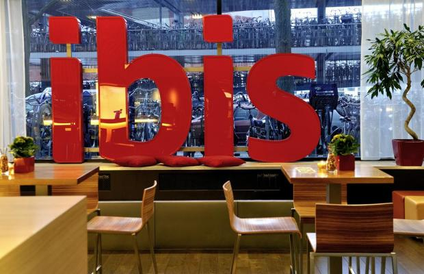 фотографии отеля Ibis Amsterdam Centre изображение №3
