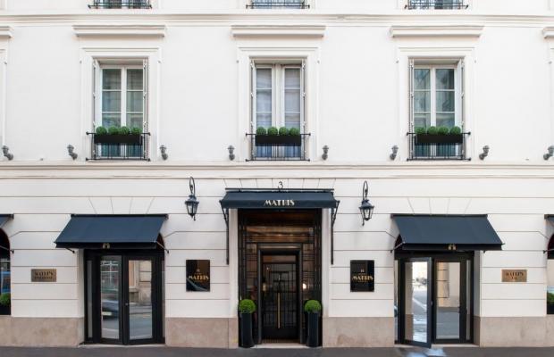 фото отеля Hotel Mathis Paris (ex. Hotel Mathis Elysees) изображение №1