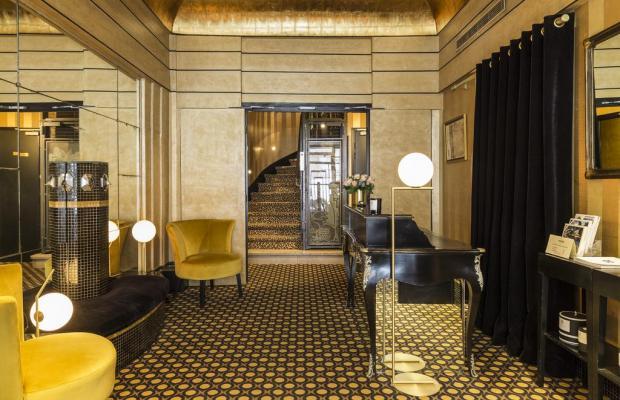 фотографии отеля Hotel Mathis Paris (ex. Hotel Mathis Elysees) изображение №19
