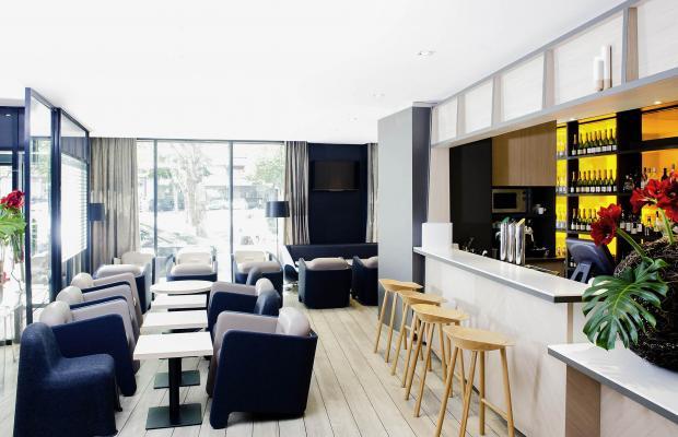 фотографии отеля Novotel Marseille Centre Prado (ex. Holiday Inn Marseille Avenue Du Prado) изображение №27