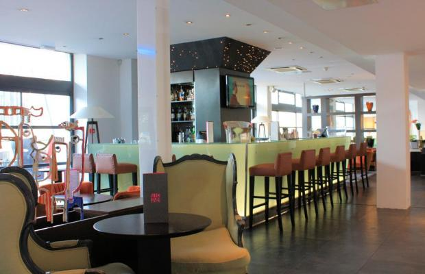 фото отеля New Hotel of Marseille изображение №45