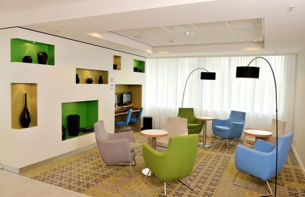 фотографии отеля Holiday Inn Express Amsterdam - Arena Towers изображение №15