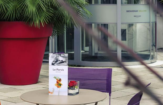 фотографии отеля Mercure Bordeaux Citе Mondiale Centre Ville изображение №27
